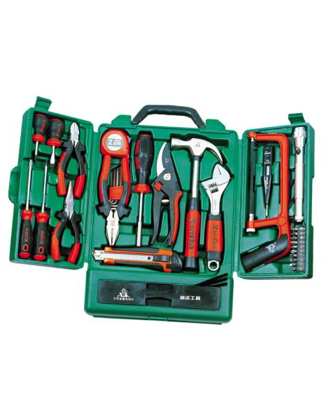 38PCS柜式家用组合工具