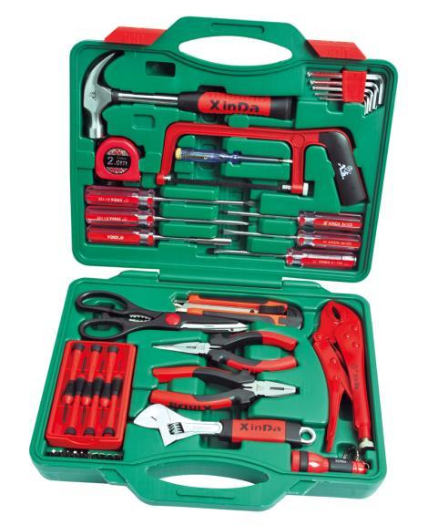 39PCS礼品型家用组合工具