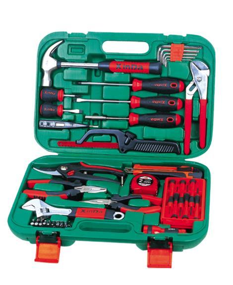 48PCS礼品型家用组合工具