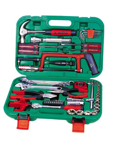 49PCS家用组合工具