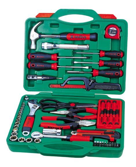 65PCS礼品型家用组合工具
