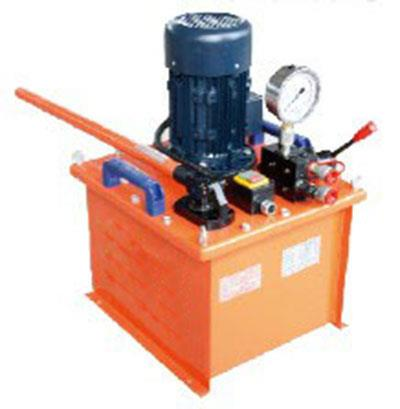 手电一体泵