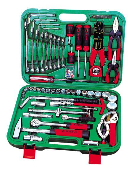 109PCS汽修组合工具