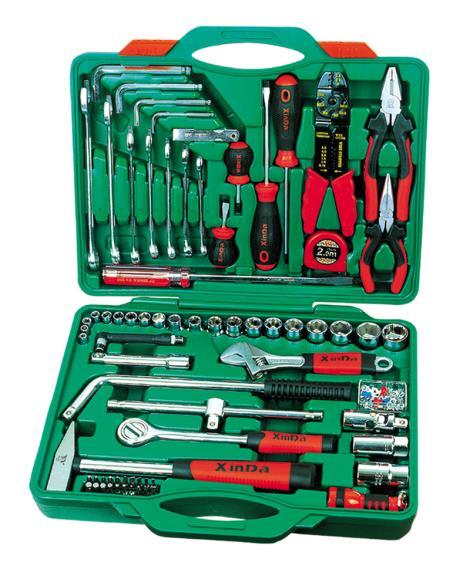 118PCS汽修组合工具