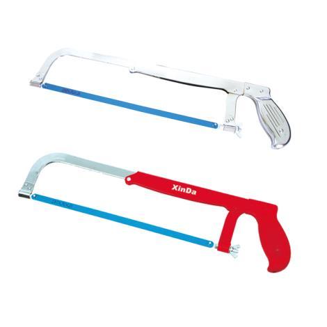 调节式钢锯弓