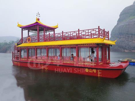 HY1428双层画舫船