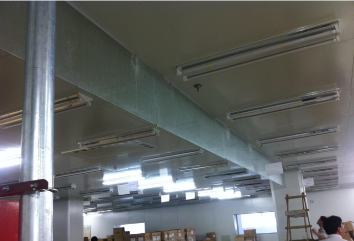 硅膠布擋煙垂壁公司