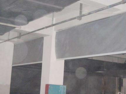 硅膠布擋煙垂壁價格