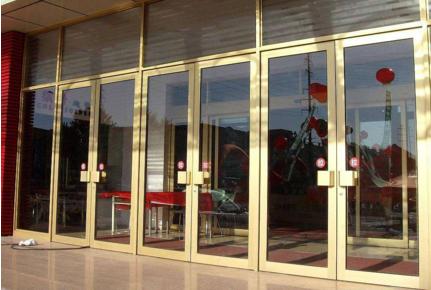 商場玻璃防火門