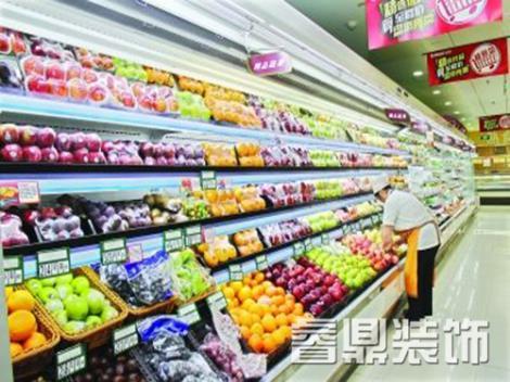便民超市装修预算