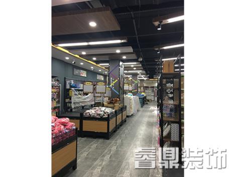 百货卖场装修预算