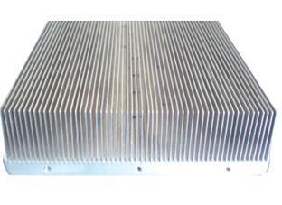 纯铝散热器