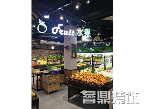 超市大卖场装修效果图