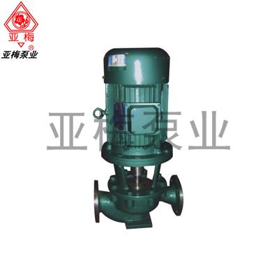 IHG系列管道泵
