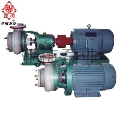 氟塑料耐酸泵