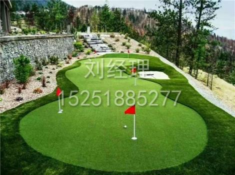 高尔夫球场人造草坪