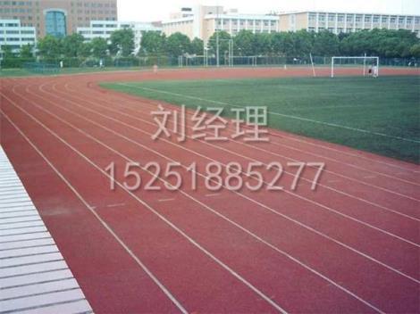 运动跑道人造草坪