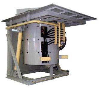 节能中频电炉