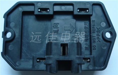 12V右置调速电阻