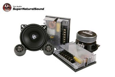 4寸二路套装喇叭MC4.2