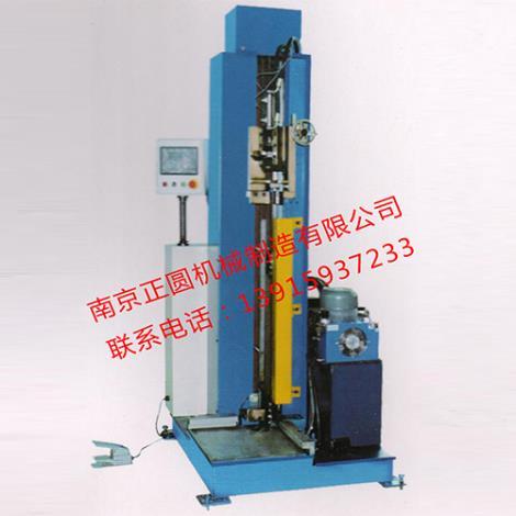 液压合缝机