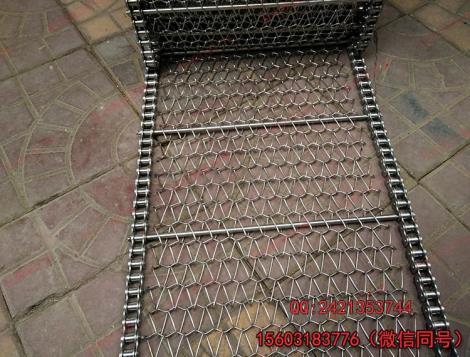 大型烘干機專用不銹鋼網狀輸送帶供應商