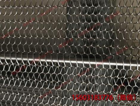 輸送糖果304不銹鋼輸送鏈條網帶供應商
