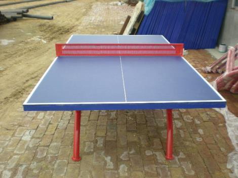 室外耐腐乒乓球台