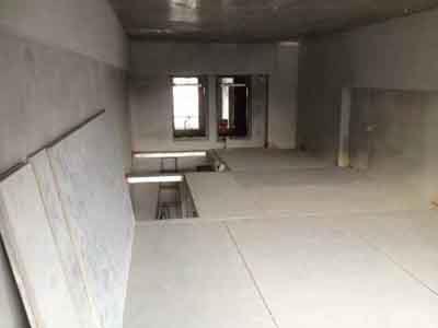 LOFT轻钢结构阁楼板