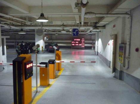 丹阳停车场系统