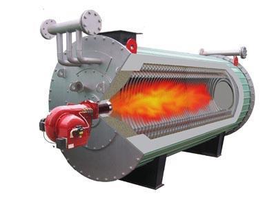 艺能低氮燃气导热油炉