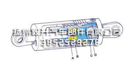 液压阻尼器定制
