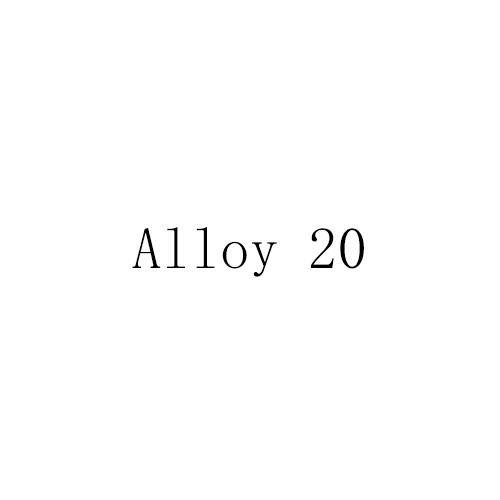 Alloy 20