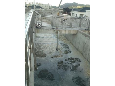 污水厂曝气系统