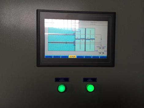 低压配电柜及自控系统