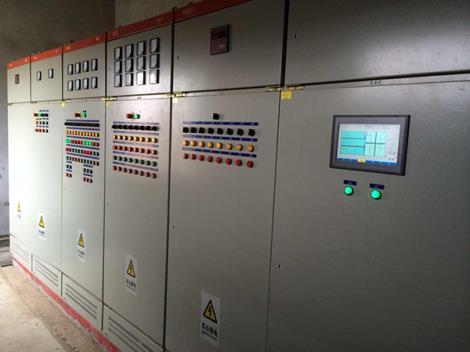 低压配电柜及自控系统价格