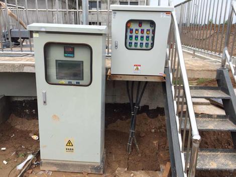 低压配电柜及自控系统厂家