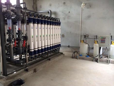 超滤反渗透设备厂家