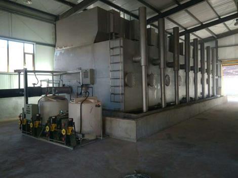 FA不锈钢一体化净水器生产商