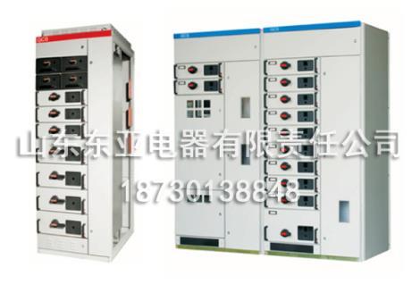 GCS低压柜柜体生产商
