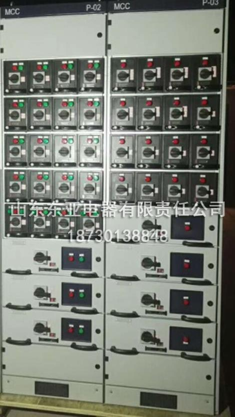 MCC低压柜柜体价格