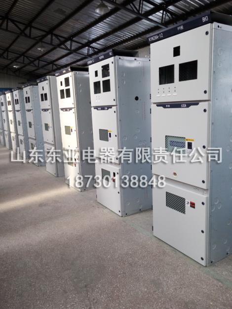 KYN28A-12高压柜柜体价格