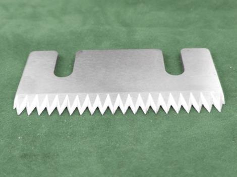 包装机齿刀片