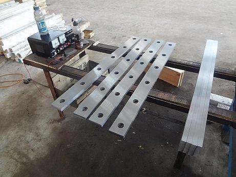 数控剪板机模具