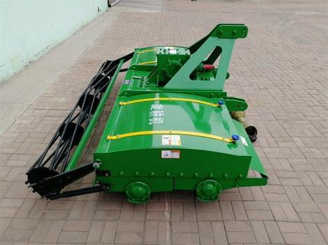 新型双轴灭茬旋耕机