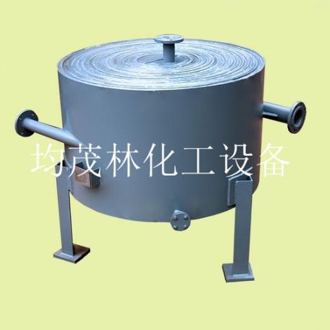 螺旋板式换热器定制