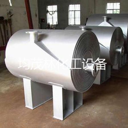 卧式螺旋板式换热器生产商