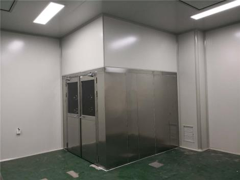 双门货淋室