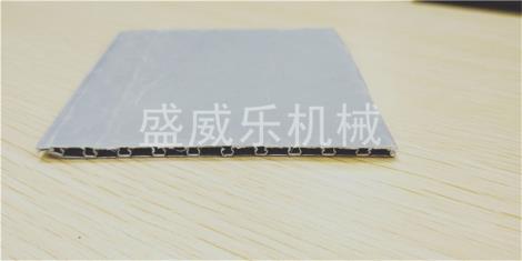 PE蜂窝板生产机组