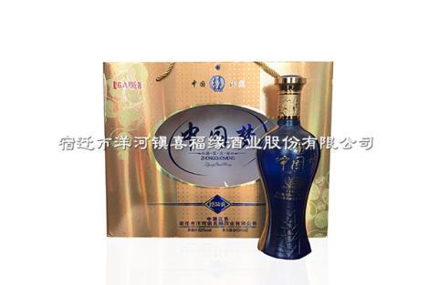中国梦白酒